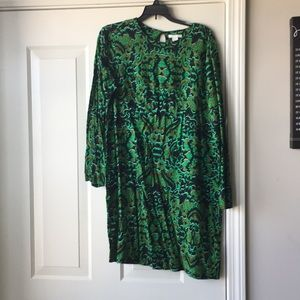 Multi Print H&M dress